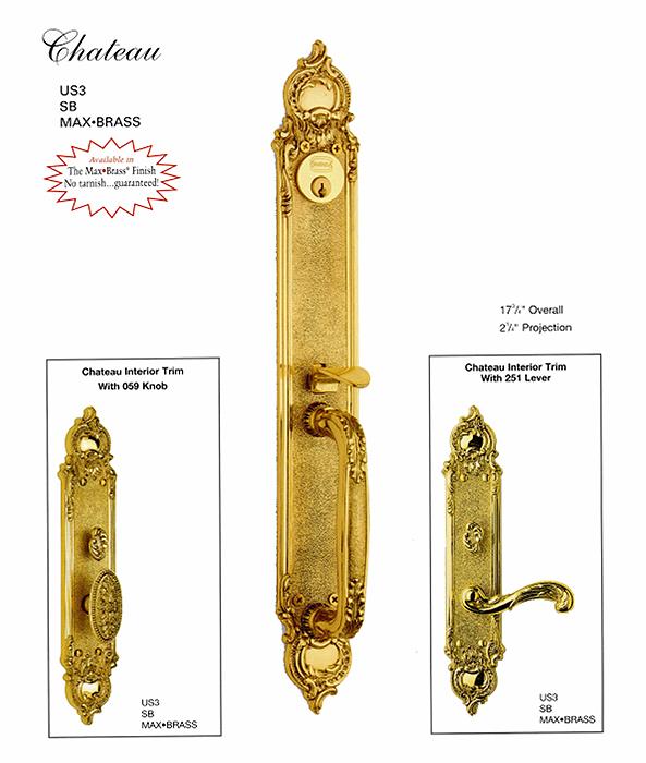 Heritage Custom Doors