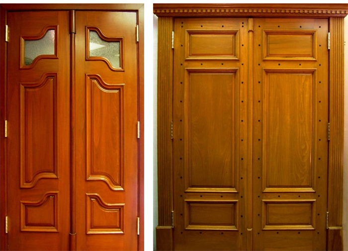 Heritage doors interior doors interior wood doors for Internal wooden doors