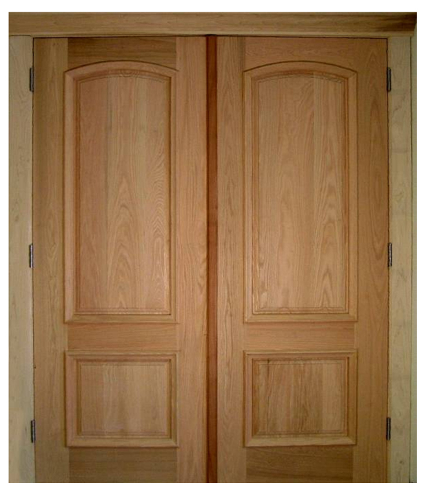 Wooden double doors interior images for Internal wooden doors